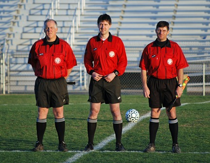 Robinson HS vs South County HS - Ref Crew
