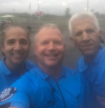 CSOA Referee Crew - Regular Season Match - May 16, 2018