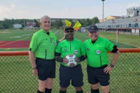 CSOA Referee Crew