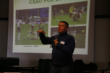 CSOA 2015 Clinic - Commissioner Remarks