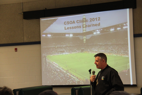 2012 Clinic - Commish on Lessons Learned