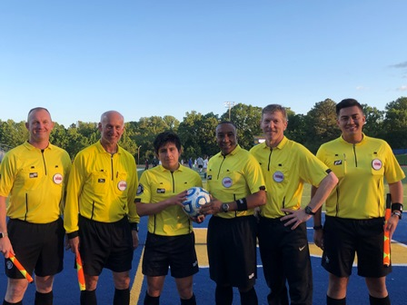 CSOA Referee Crews - Double Varsity Playoff Matches
